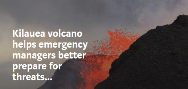 headline photo volcano response
