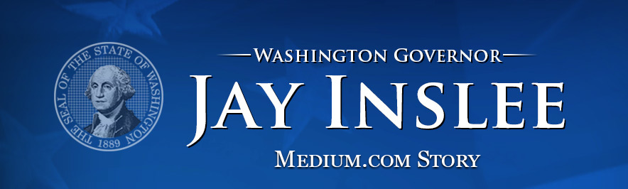 washington governor - jay inslee - medium dot gov story