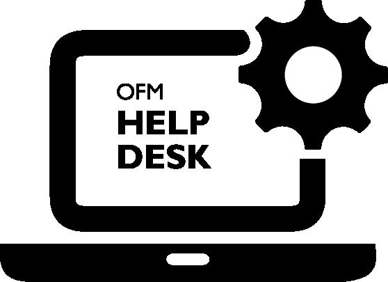 OFM Help Desk