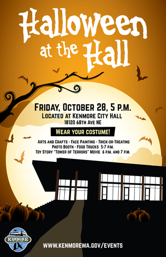 Halloween at the Hall