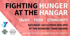 Fighting Hunger at the Hangar