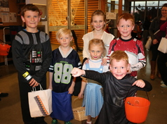 Halloween at the Hall