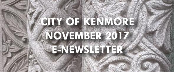 November e-newsletter