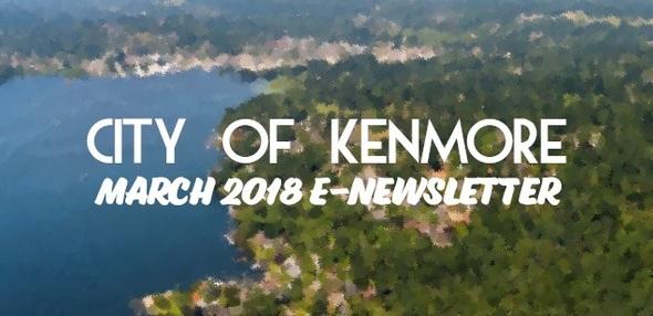 Kenmore E-newsletter