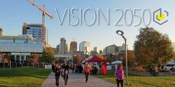 Vision 2050 EIS Input