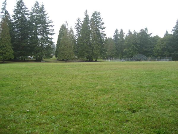 Ballfield at St. Edward
