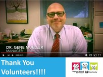 volunteer appreciation video