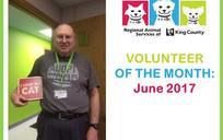 RASKC Volunteer of the Month