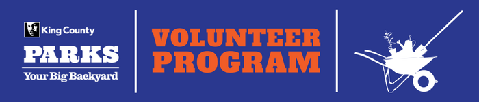 Volunteer Program King County Parks