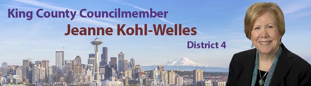 Councilmember Jeanne Kohl-Welles, District 4