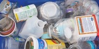 Clean Plastic Containers