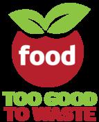 food too good to waste logo