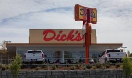 Dick's Drive-In in Kent