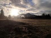 tanner landing sunrise