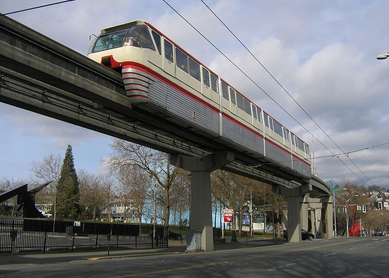 Now you can use ORCA cards on the Monorail