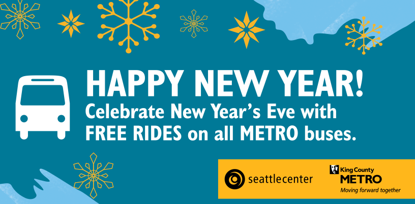 Happy New Year from Metro