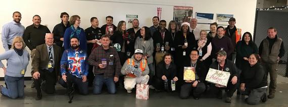 airport staff Dec 2019