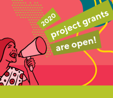project grants are open