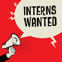 Graphic: interns wanted