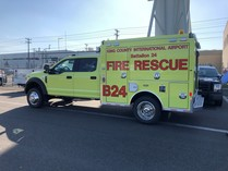 New incident command vehicle