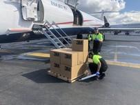 Kenmore FBO medical unload