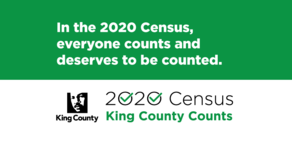 2020 Census - be counted