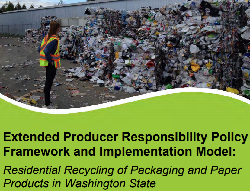 Responsible Recycling Task Force study report
