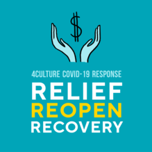 4Culture - Relief, Reopen, Recovery