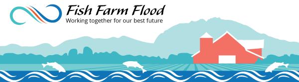 King County Fish Farm Flood
