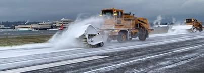 snow brooms
