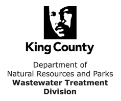 King County logo - Wastewater Treatment Division