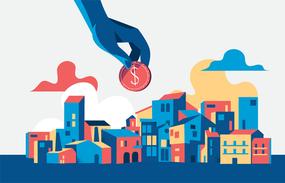 Money for an urban community