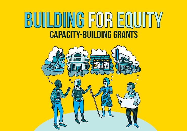 Building for equity - capacity-building grants