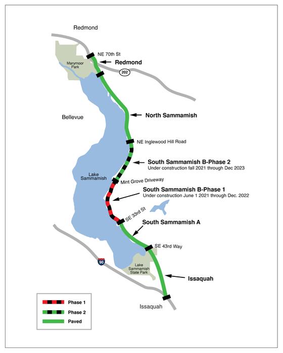 ELST SSB Construction Map