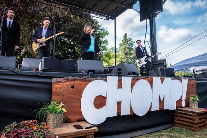 CHOMP! Event