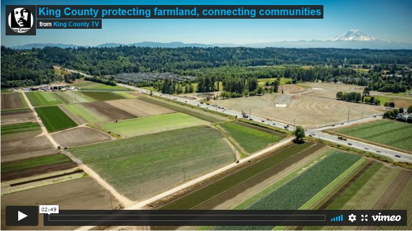 Farmland preservation video still