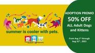 Adoption fee