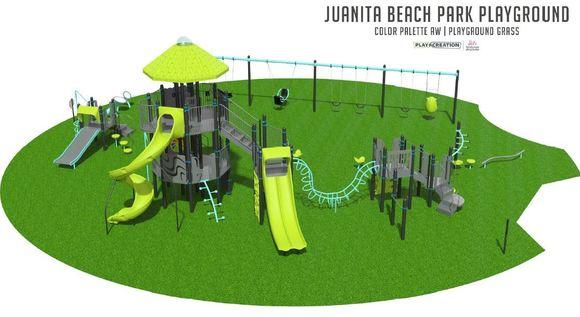Juanita Beach Concept