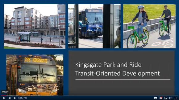 Kingsgate Park and Ride TOD