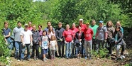 Earth Day volunteer event