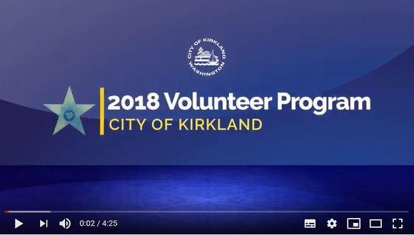 volunteer program video