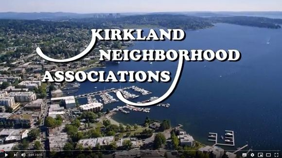 Kirkland Neighborhood Associations