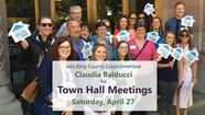 Claudia Town Hall
