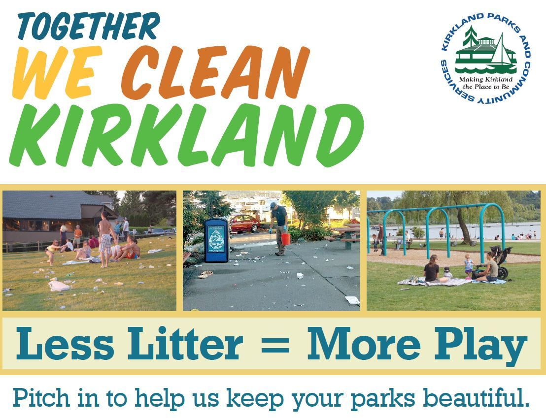 Parks Clean-up
