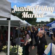 Juanita Friday Market