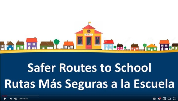 Safer Routes to School Video
