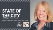 state of the city with Mayor Penny Sweet