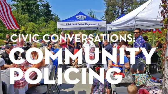 Community policing video cover