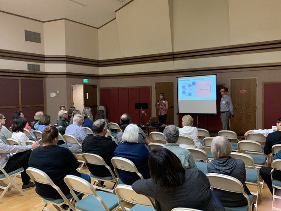 132nd Square Park community meeting