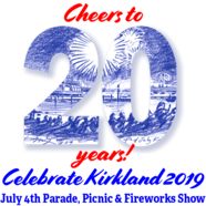 Celebrate Kirkland logo